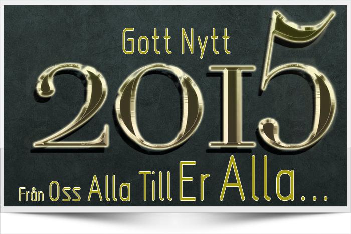 Gott Nytt 2015